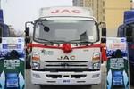 江淮 帅铃Q8 154马力 5.2米排半厢式载货车(HFC5141XXYP91K1C6V)图片