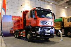中国重汽 汕德卡SITRAK G7H重卡 400马力 6X4 8.3米自卸车(国六)