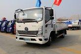 陕汽轻卡 德龙K3000 标配型 130马力 4.18米单排栏板轻卡(YTQ1040KH331)