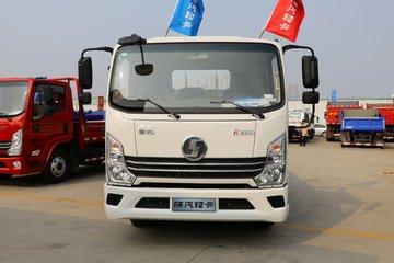 陕汽轻卡 德龙K3000 标配型 130马力 4.18米单排厢式轻卡(YTQ5040XXYKH331)