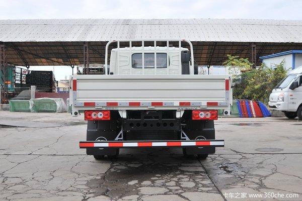降价促销时代领航载货车仅售9.90万元