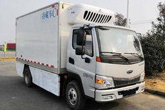 开瑞 大象 极地豪华板 6.7T 4.1米单排纯电动冷藏车(SQR5070XLCBEVH16)96kWh
