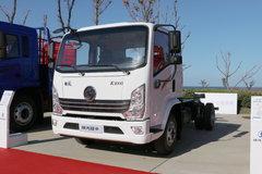 陕汽轻卡 德龙K3000 160马力 排半栏板轻卡底盘(国六)(YTQ1091FJ331)