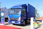陕汽轻卡 德龙K3000 130马力 4.18米单排厢式轻卡(国六)