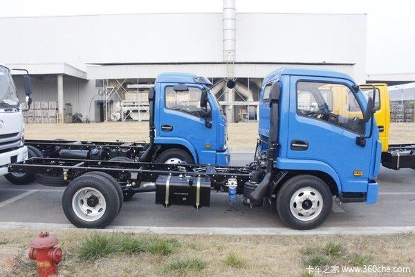降价促销 上骏X系载货车仅售6.80万
