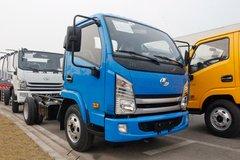 跃进 上骏X100-28 2019款 102马力 3.65米单排栏板轻卡(液刹)(SH1042KBDBNZ1) 卡车图片