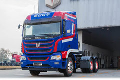 联合卡车 U+460重卡 460马力 6X4 LNG牵引车(国六)(QCC4253N664)