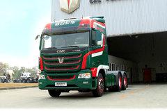 联合卡车 U+600重卡 快递限量版 600马力 6X4 AMT牵引车(国六)