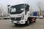中国重汽成都商用车(原重汽王牌) 捷狮 160马力 4X2 平板运输车(CDW5110TPBHA2R5)图片