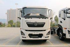 东风商用车 天龙KL 315马力 8X4 散装饲料运输车(英创斐得牌)(DCA5310ZSLA370)