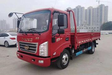 唐骏欧铃 K3系列 116马力 4.15米单排栏板轻卡(ZB1043JDD6V)