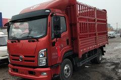 飞碟奥驰 X6系列 165马力 4.17米单排仓栅式轻卡(6挡)(FD5043CCYW63K5-1) 卡车图片