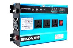 暴享 修正波 2000W插排式 24V大货车通用多功能逆变器