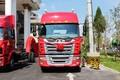 江淮 格尔发K3X 260马力 6X4 车厢可卸式垃圾车(HFC5251ZXXVZ)图片