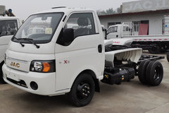 江淮 恺达X5 1.5L 113马力 3.5米单排栏板微卡(国六)(HFC1020PV4E1B4S) 卡车图片