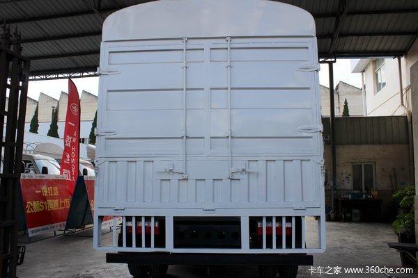 为回馈客户解放公狮载货车仅售8.18万元