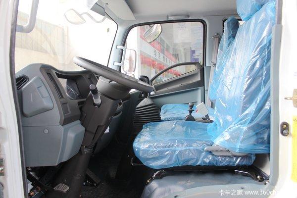 降价促销解放公狮载货车仅售8.28万元起