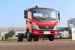 现代商用车 泓图300 130马力 4X2 4.165米单排栏板轻卡(CNJ2040ZDB33V) 卡车图片