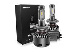 暴享H1 24V 无损安装  LED前大灯