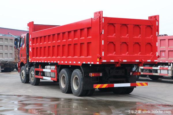 回馈客户镇江解放J6P自卸车仅售40万元
