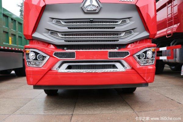 降价促销重汽豪瀚6米8载货车售12.98万