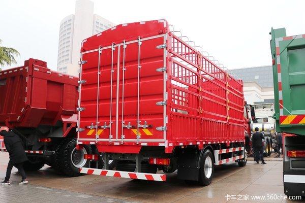 降价促销重汽豪瀚N5W载货车仅售15.08万