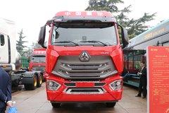 中国重汽 豪瀚N7W重卡 460马力 6X4牵引车(ZZ4255N3246E1) 卡车图片