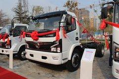东风 福瑞卡R5 2020款 150马力 4X2 自卸车(国六)(EQ1125SJ8CDC)