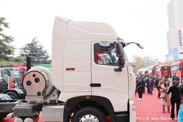 优惠0.3万大同晋江宏盛HOWOT7H牵引车促销中