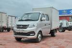 长安跨越王X1 舒适版 1.6L 汽油 122马力 3.035米单排厢式微卡(国六)(SC5034XXYXDD6B1)图片