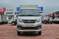 长安跨越王X1 标准版 1.3L 汽油 91马力 2.535米双排厢式微卡(单后轮)(国六)(SC5021XXYXAS61)