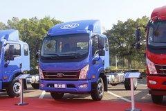 南骏汽车 瑞捷D50G 170马力 排半栏板轻卡 卡车图片