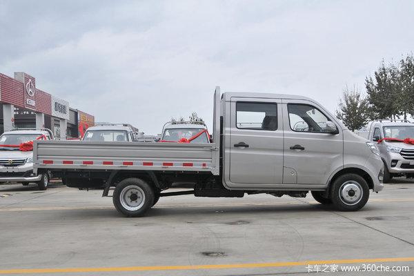 优惠0.3万跨越王X1载货车3.05米促销中