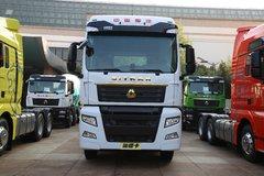 中国重汽 汕德卡SITRAK G7重卡 440马力 4X2 LNG牵引车(国六)(ZZ4186V421HF1L)