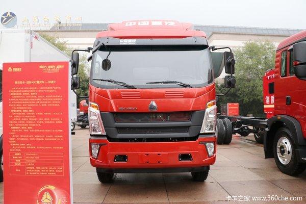 降价促销统帅148马力载货车仅售10.50万