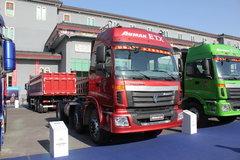福田 欧曼VT 5系重卡 340马力 6X2牵引车(VT-2420高顶驾驶室)(BJ4253SNFJB-7) 卡车图片