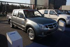 2011款福田 萨普T 标准型 2.8L柴油 双排皮卡 卡车图片