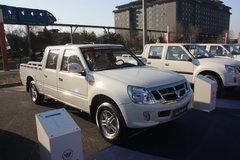 2011款福田 萨普V 征服者I 2.2L柴油 大双排厢式皮卡