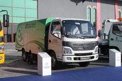 福田 欧马可1系 80马力 4X2 垃圾车(BJ5071TCAEV-1)
