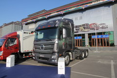 福田 欧曼GTL 9系重卡 385马力 6X4牵引车(BJ4259SMFKB-23) 卡车图片