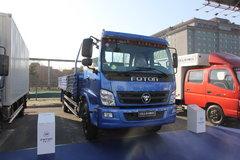 福田 奥铃TX中卡 160马力 6.8米排半载货车(2012版)(BJ5139XXY-CA) 卡车图片