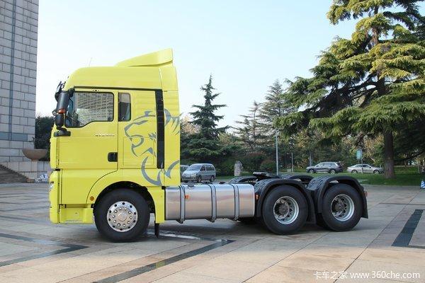 优惠1万SITRAK哈尔滨G7牵引车促销中
