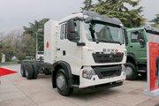 中国重汽HOWO TX5 6X4 单排纯电动环卫车底盘314kWh