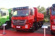 南骏汽车 瑞宇R60D 270马力 6X2 4.8米自卸车(国六)(NJA3250RPD47A)
