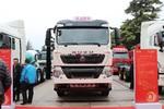 中国重汽 HOWO TX重卡 400马力 8X4 5.8米自卸车(ZZ3317V236GE1)图片
