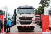 中国重汽HOWO TX 标重版 400马力 8X4 5.4米自卸车(ZZ3317V256GE1)