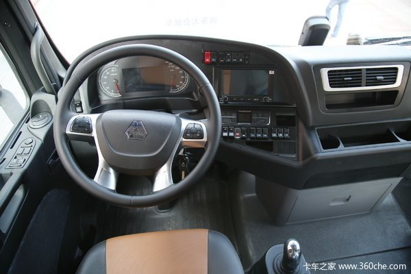 回馈客户南通明耀汕德卡牵引车限时促销