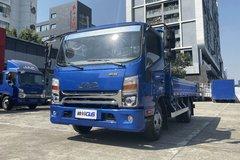 江淮 帅铃Q6 131马力 4.18米单排栏板轻卡(国六)(HFC1043P71K5C7S)