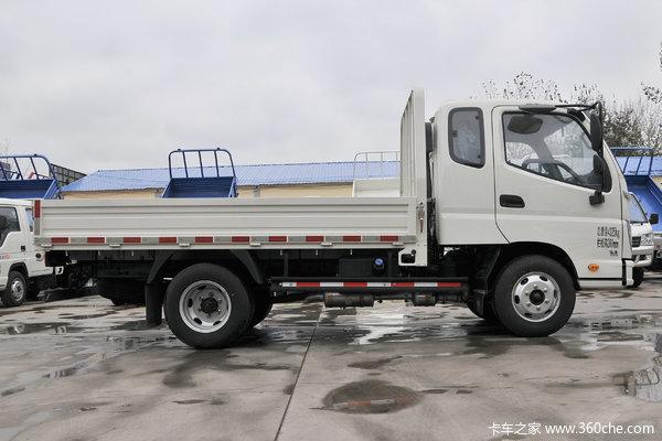 仅售9.90万锡林浩特福田时代M3载货车优惠促销