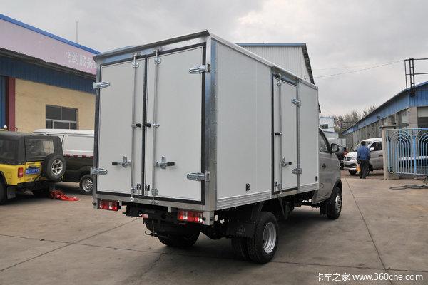 回馈客户新豹3载货车3.2米仅售4.42万
